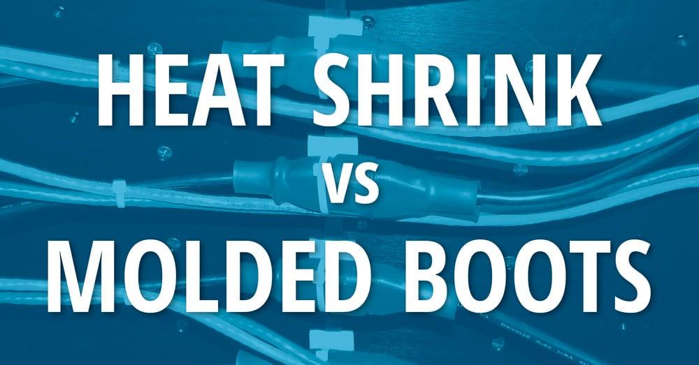heat-shrink-vs-molded