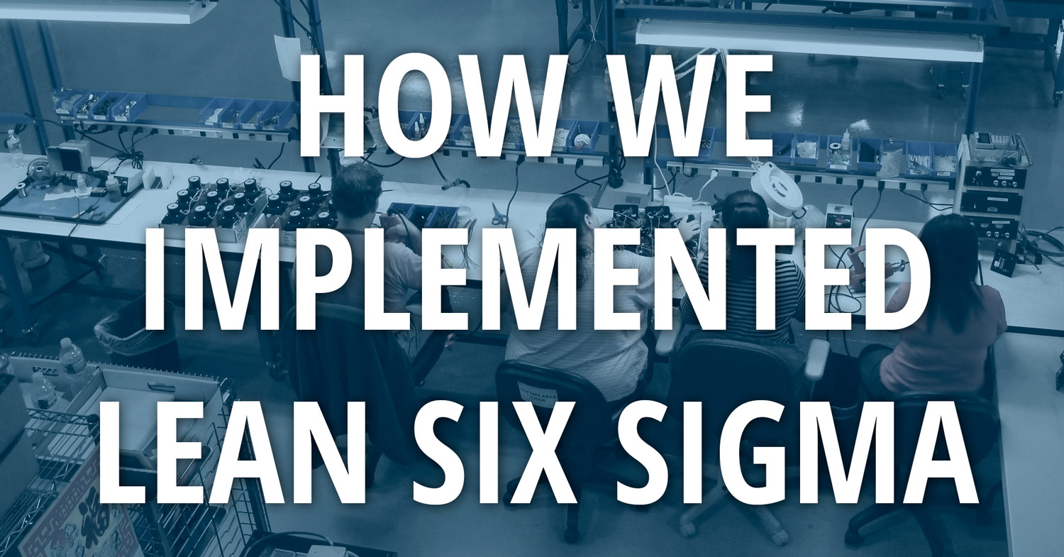 how-we-implemented-lean-six-sigma