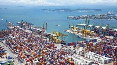 port-international-shipping